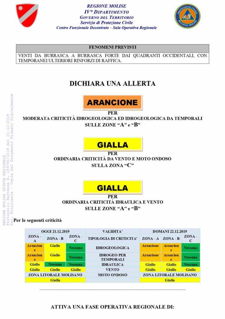 Allerta-Arancione-Gialla-22-12