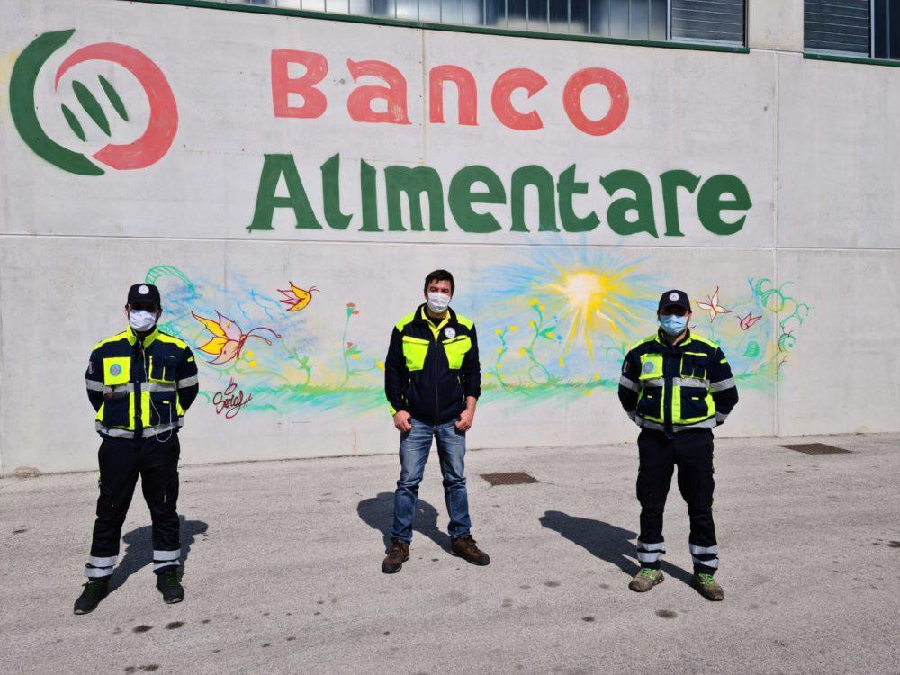 Pescara, ampa, banco alimentare (2)